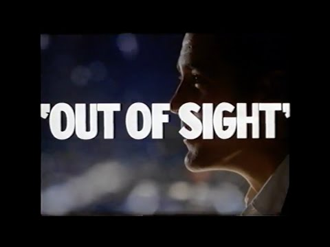 OUT OF SIGHT MOVIE TRAILER [VHS] 1998