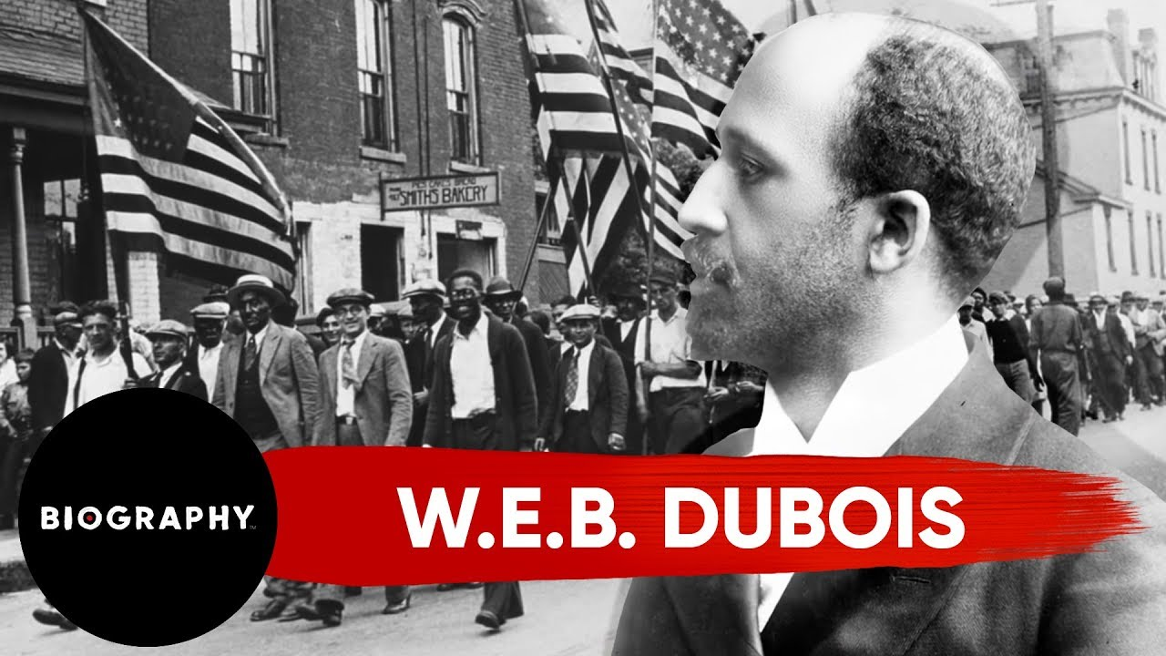 the life and studies of w e b du bois In his later life, dubois became associated with communism  w e b du bois:  social welfare history project.