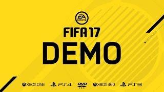 Probando La Demo De Fifa 17!!!!