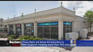Chase Bank Coming to Boston, Creating More Than 350 Jobs