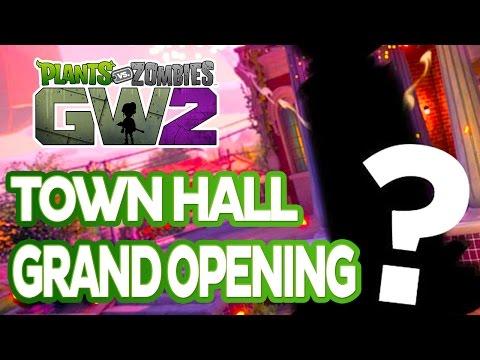Plants Vs Zombies Garden Warfare 2: Town Hall Update!