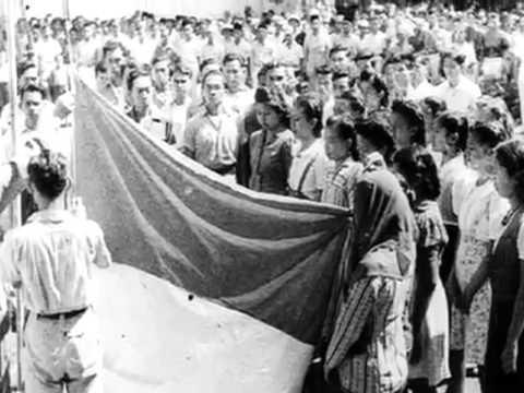 Proklamasi Kemerdekaan Indonesia & Lagu 17 Agustus 1945