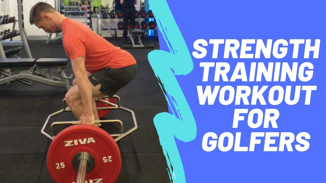 Strength Training Workout for Golfers