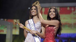 فتاة لبنانية تصبح ملكة جمال كولومبيا
