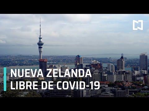 Nueva Zelanda libre de coronavirus - Despierta