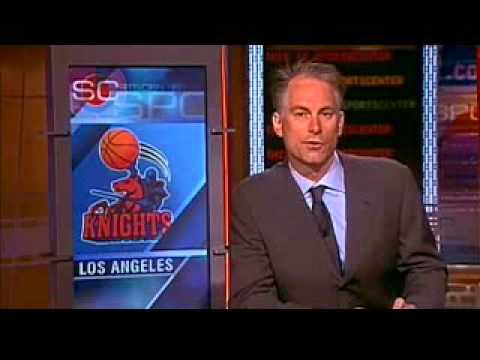 Like Mike Scenes: Gary Payton and The Knights Win Against The Timberwolves
