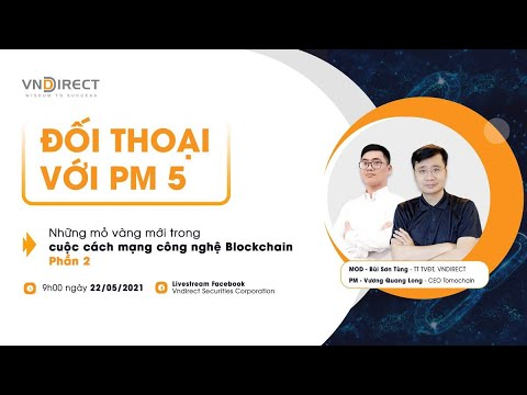 Trò chuyện cùng Founder và CEO Tomochain starup Blockchain Việt có vốn hóa hơn 120 triệu đô la!
