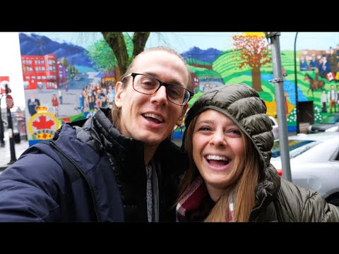 Rainy day activities for Vancouver & Subscriber meet-up - VLOG 480