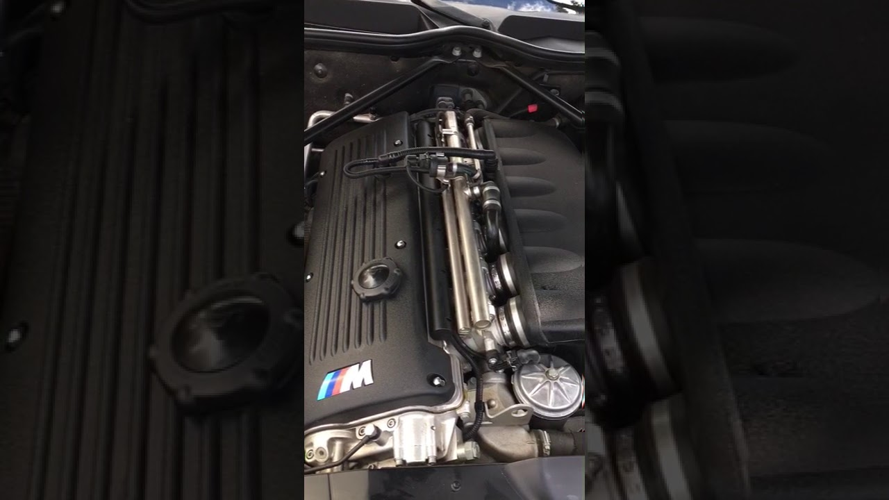 S54 Possible cam bolts failure sound? or normal - ZPOST
