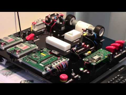 PSDtv - Lion demonstrates their open-source automotive battery management system