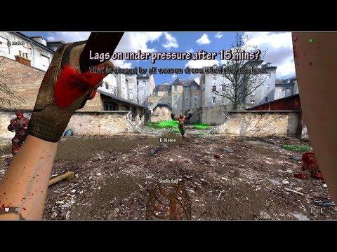 Serious Sam 3: Under Pressure after 15 min FPS FIX