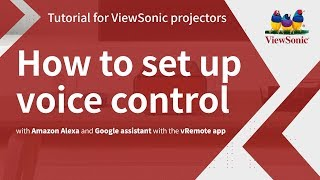 How to set up voice control on…