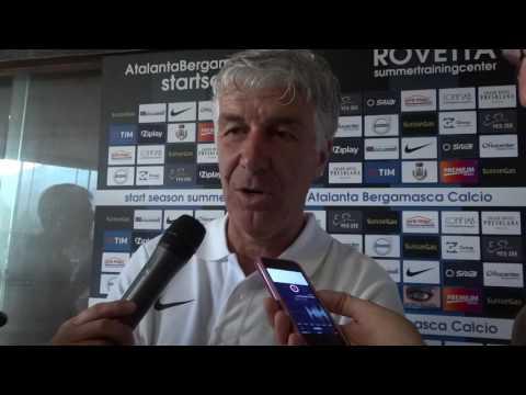 Gianpiero Gasperini allenatore Atalanta