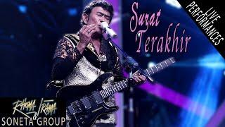 Download Mp3 RHOMA IRAMA SONETA SURAT TERAKHIR