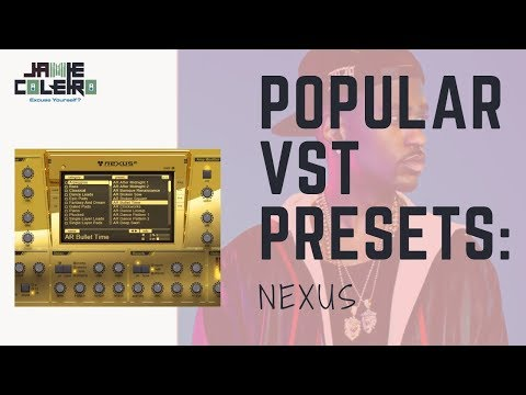 Nexus Preset: Big Sean x DJ Mustard - IDFWU [I Found those VST Presets EP. #33]