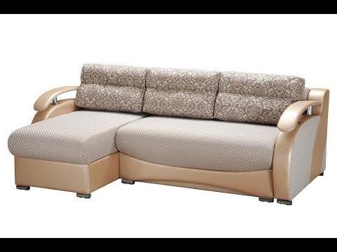 Угловой диван еврокнижка Рокси
