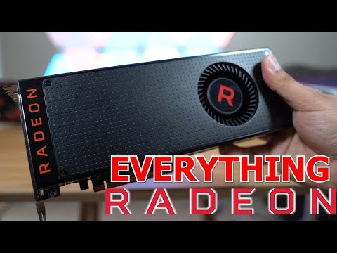 Price vs. Performance For All Current AMD GPUs