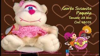Muñecos Isaías, Gorila Susanita
