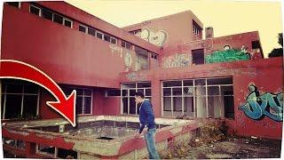 ✔ Visitando ORFANATO ABANDONADO con PERROS ! - Exploracion Urbana Lugares Abandonados en España