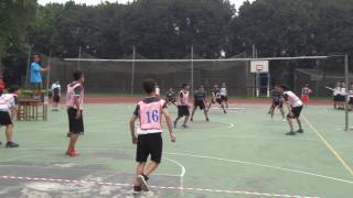 丹鳳高中國中部九年級排球冠軍戰【903-924男】