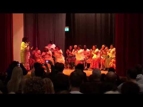 Musik aus Togo - Musique du Togo - Agbadja von Seraphin Ministry 1