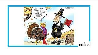 Thanksgiving clemency: Donald Trump