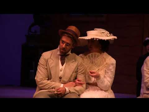 The Seagull - Чайка - Theater Performance 2017