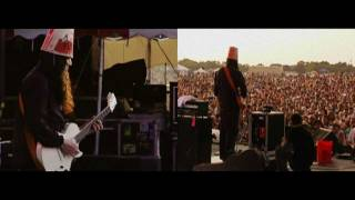 "Download (lost/found footage)""nottingham lace""Buckethead two angles on stage wakarusa 2006"