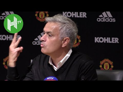 Jose Mourinho: I've won more titles than the other 19 managers put together - I deserve more respect