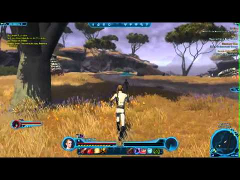 Swtor broadcasting quests and all :P