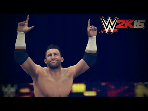Every released wwe2k16 entrances ( not all characters