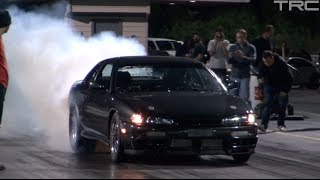 That Racing Channel's 8 Second 2JZ 240sx Street Car - TRC 240