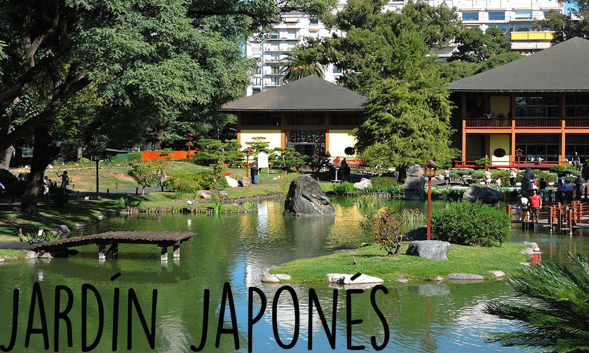 Buenos aires jard n japon s d a 4 youtube for Jardin zoologico buenos aires