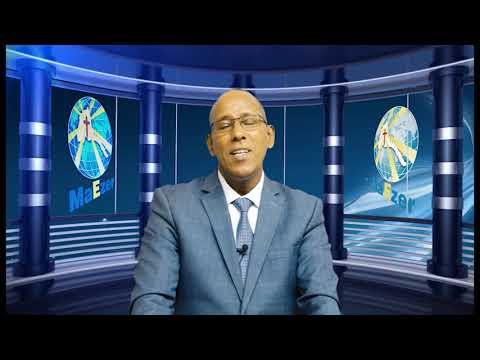 MaEzer Semay Tv and Radio Network፡ መጋቢ ዕቑባስላሴ ሃይለ፡ ሓፈሻዊ ዳህሳስ መጽሓፍ ነህምያ