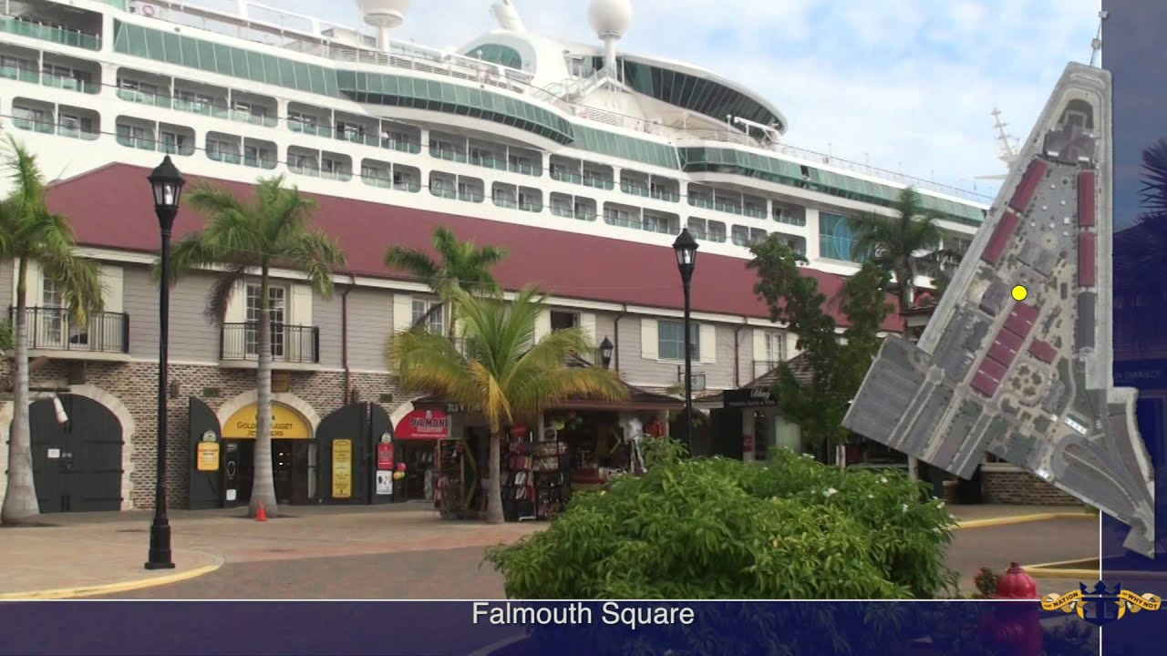 Falmouth Jamaica Complete Port Tour Youtube