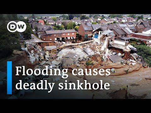 Flooding in Europe Kills 150,  1000 Still Missing