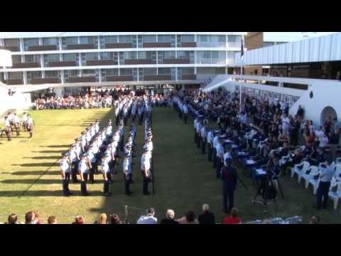 Queensland Police Academy Induction Parade - August 8, 2013