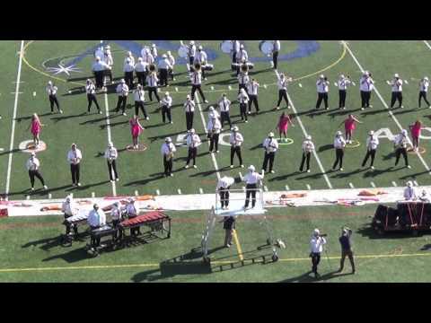 Shepherd University Ram Band at College Band Festival, Allentown 100415