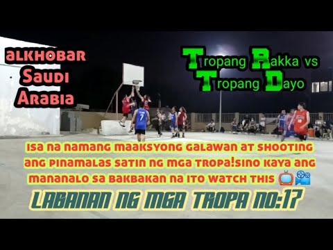 labanan-ng-mga-tropa basketball-workout-no:17 cmd-bbc frexel-tv