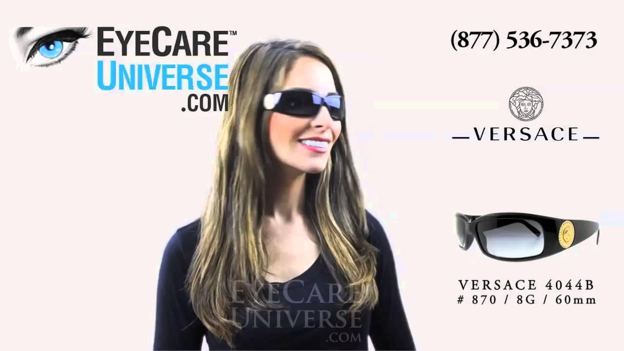 07c12908ec8c4 Versace Sunglasses VE4044B 870 8G Quick Review - YouTube