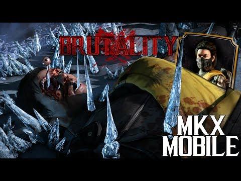 В ИСПЫТАНИЕ ТАКЕДЫ СДЕЛАЛ БРУТАЛИТИ  • Mortal Kombat X Mobile