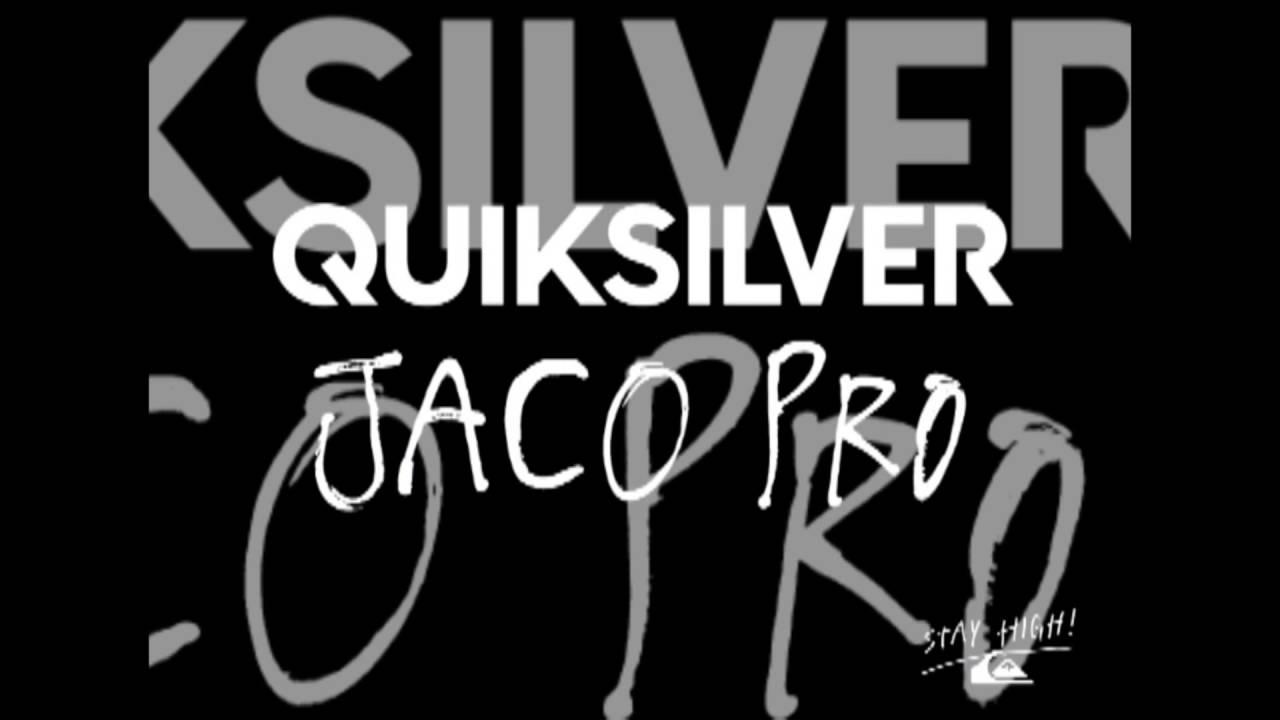 e41b519d597ff QUIKSILVER JACO PRO - YouTube
