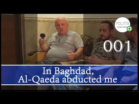 Iraqi christians - Interview AlQosh 1-01 - Life in Baghdad