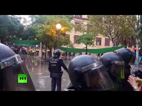 Catalan Independence Referendum (Streamed live)