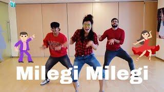Milegi Milegi Dance Cover | Style Breakers | STREE | Rajkummar Rao, Shraddha Kapoor