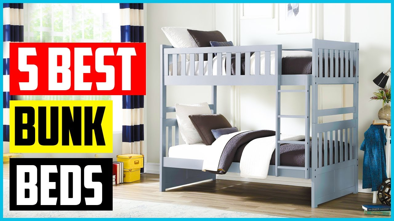 Best Bunk Beds 2018 Best Cheap Bunk Beds Reviews And Buyers Guide Youtube