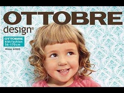 n hen kindermode ottobre design kids 6 2012 magazin hd fashion sewing and pattern magazin. Black Bedroom Furniture Sets. Home Design Ideas