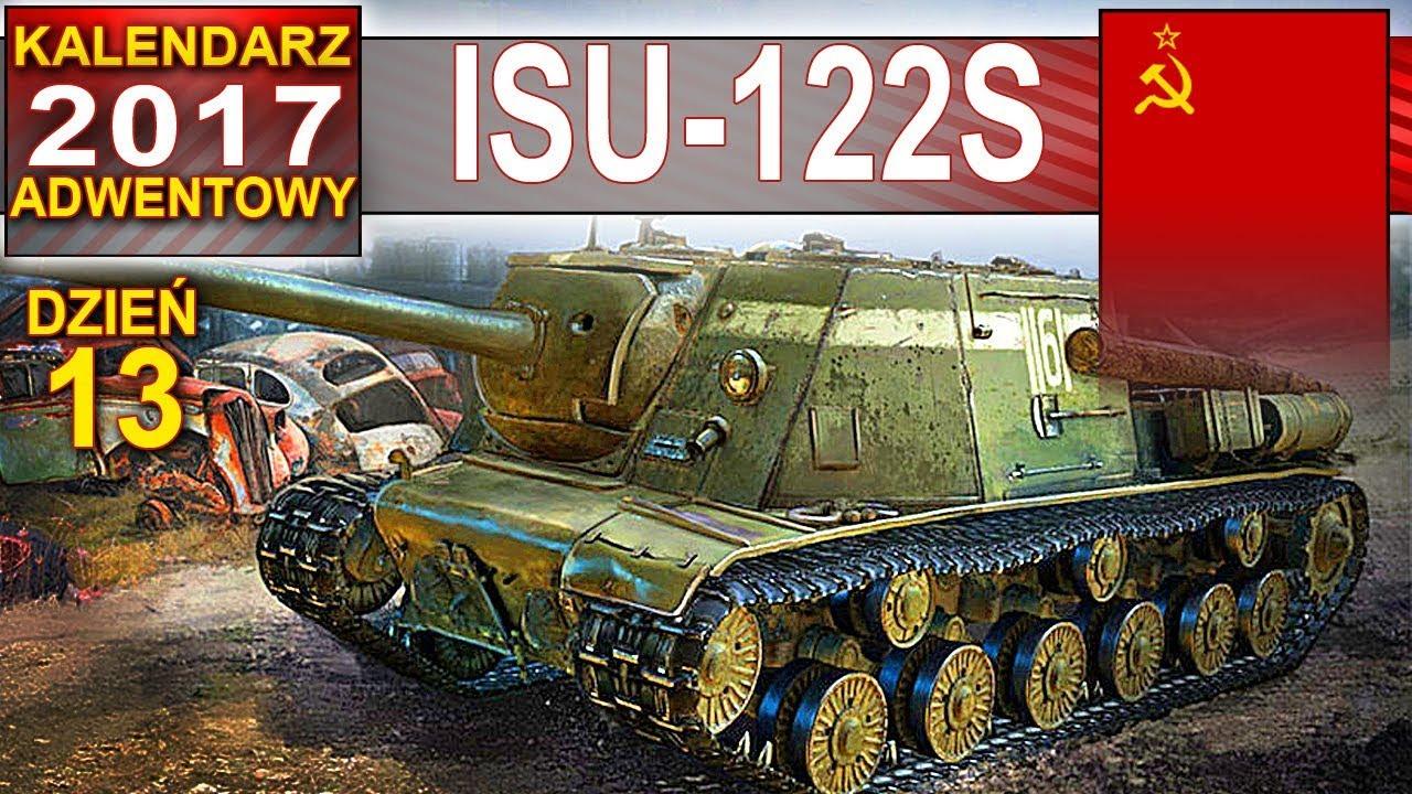 ISU-122S – niesamowity DPM i tyle – BITWA – World of Tanks