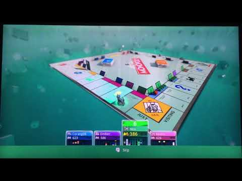 Corang15 Plays... Monopoly Plus! Game 2, Part 2 |