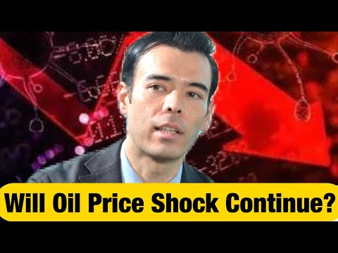 Oil Price Shock.....is it Time to Sell?   A Secret Analysis Method!